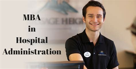 Careers In Mba Hospital Management by Mba In Hospital Administration Careers Salary Scope