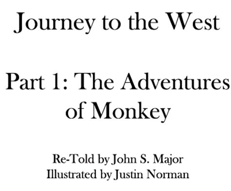 quot new journey to the west quot reveals plans to return to small tattoos of quotes journey to the west book