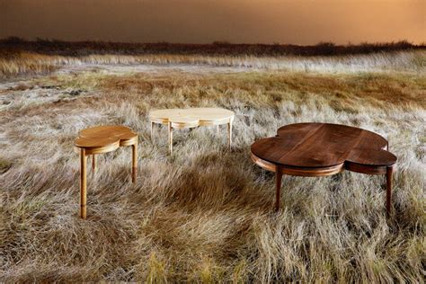 Maine Furniture Makers by Maine Furniture Maker Captures Curve Appeal At Design Show