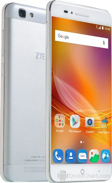zte blade   review  specifications