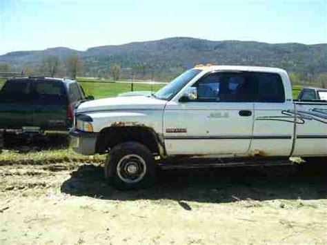 how to fix cars 1996 dodge ram 2500 navigation system buy used 1996 dodge pickup 2500 5 9 liter turbo