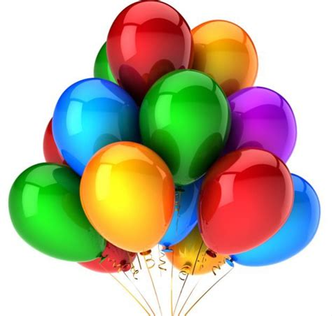 balloons for s day real birthday balloons images clipart