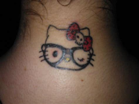 hello kitty tattoo wallpaper hello kitty tattoo by bakaneko22 on deviantart