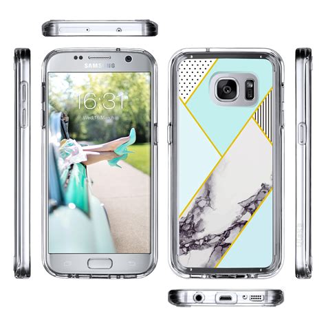 Hardcase Softcase Bumper Samsung J 7 ulak clear shockproof bumper for samsung galaxy s7 s7 edge ebay