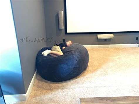 diy lovesac home theater part 8 the way