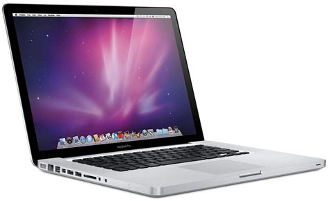 Notebook Macbook Pro Apple Macbook Pro Mc721b A 15 4 Inch I7 2 0ghz 8gb 500gb Superdrive Mac Os X 10 11 El