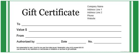 fillable gift certificate template fillable gift certificate template free best template idea