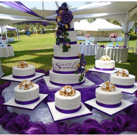 Highlights of Beautiful Cake Designs by Kenyan Bakers in