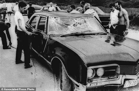 Chappaquiddick Air The Crash That The Kennedy Grip On The White House Daily Mail