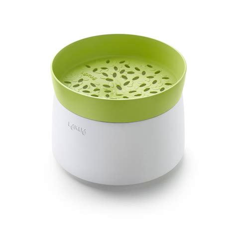 Grains Rice Cooker lekue microwave rice and grain cooker the green