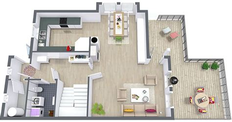 3d ground floor plan 3d floor plans property photography a winning combination roomsketcher