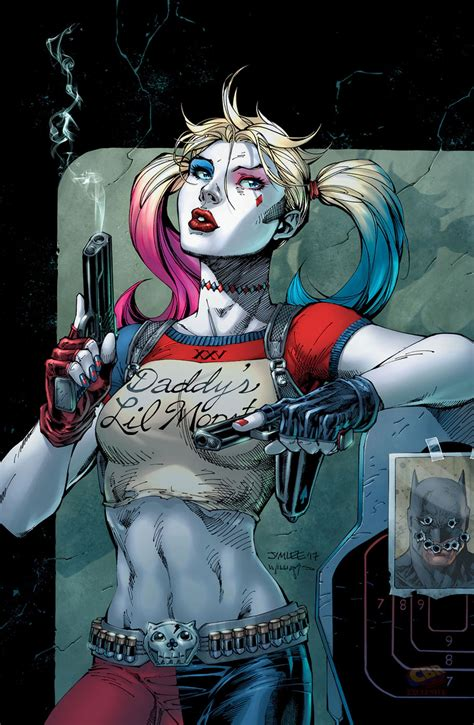libro harley quinn a celebration for harley quinn s 25th anniversary she s taking over batman day