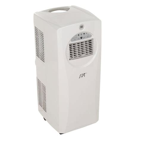 spt 9 000 btu portable air conditioner with heat and