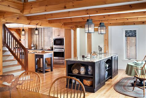 54 beautiful small kitchens design kitchens beams and stove 2015 kitchen design honorable mention post and beam