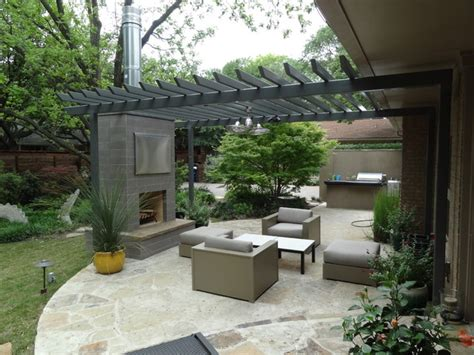 modern patio ellen grass sons contemporary patio dallas by