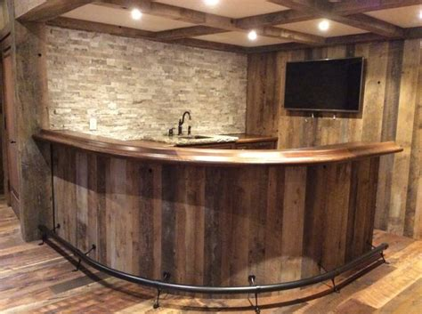 home bar with granite top 1000 images about curved home bars on pinterest ontario walnut stain and granite