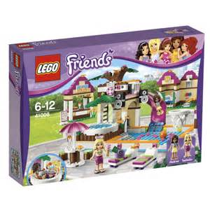 Marvel Room Decor Lego Friends Heartlake City Pool 41008 Toys Zavvi Com