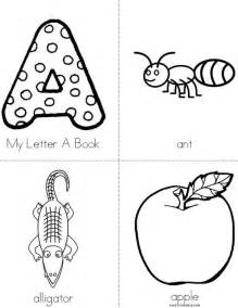 my letter a book twisty noodle