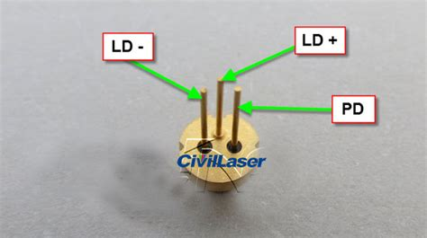 ir laser diode driver circuit 808nm 200mw ir laser diode pd sales to 18 5 6mm