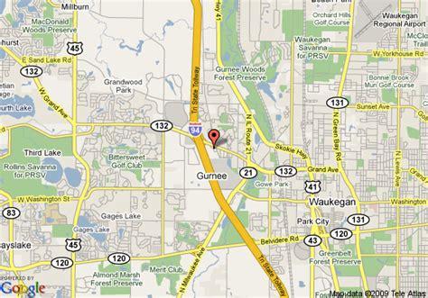 gurnee mills map la quinta inn gurnee gurnee deals see hotel photos attractions near la quinta inn gurnee