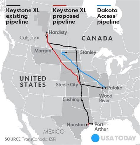 Oval Office Trump dakota access keystone xl oil pipelines a look at what s