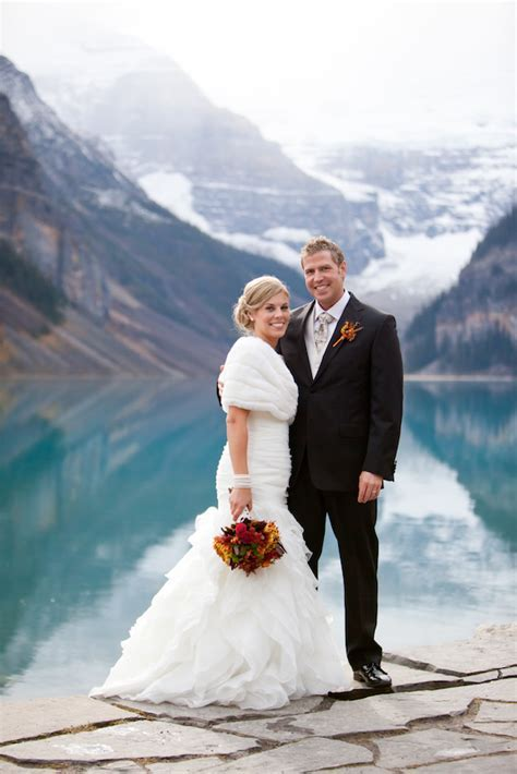 Lake Louise Wedding Planner: Jodie   Chris   Jennifer
