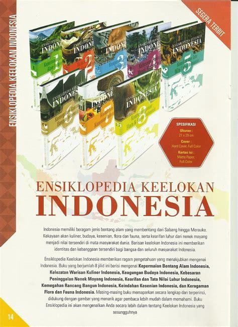 Ensiklopedia Indonesia ensiklopedia keelokan indonesia ensiklopedia keelokan