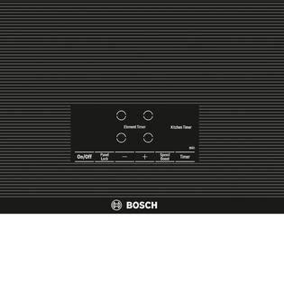 bosch 500 series induction cooktop bosch nit5068uc 500 series 30 quot induction cooktop w touch