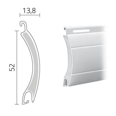 aluminium rolladen maxi aluminium alu rolladen 52 x 13 8 mm gesch 228 umt