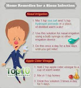 sinus infection home remedy home remedies for a sinus infection top 10 home remedies