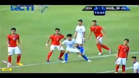 Mba Indonesia Meaning by Afc U23 Chionship Qualifiers Indonesia Vs Malaysia 0
