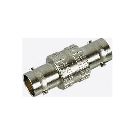 Sambungan Barel Connector Bnc To Bnc canare bcj j bnc to bnc barrel adapter