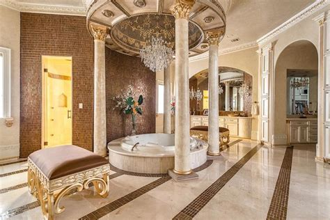 did castles have bathrooms magnificent estate on palm royal boulevard texas 19