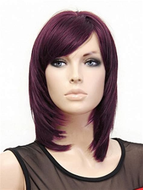 haircuts for straight hair with layers medium length layered haircuts for straight hair