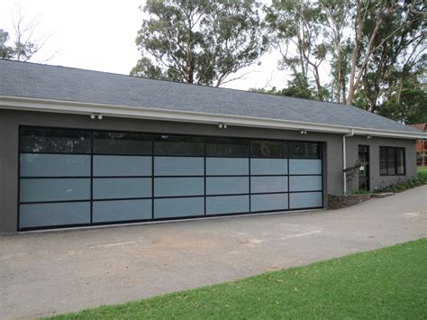 Large Overhead Doors Large Door Door To Complement Windows And Cladding Maybe Not This Exact One But Substantial Not