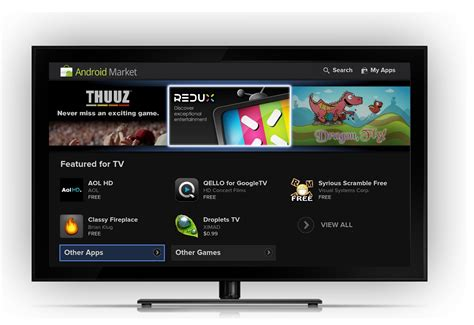 tv app for android going to launch its own android tv platform next year businesskorea