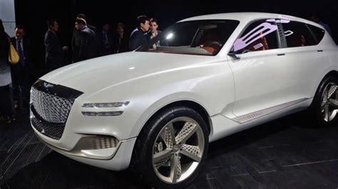 2019 Genesis Gv80 by The 2019 Hyundai New Genesis Gv80 Concept