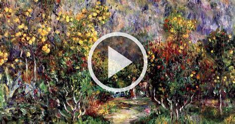 famosi giardini di firenze renoir giardini e fiori in pittura uno splendido