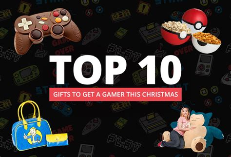 top 10 gifts to get a gamer this christmas green man