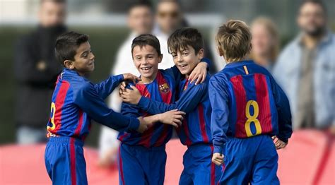 barcelona youth academy barcelona kicks off only usa residential academy goalnation