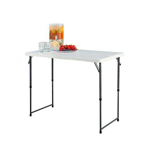 Height Adjustable Folding Table Buy Height Adjustable Folding Table