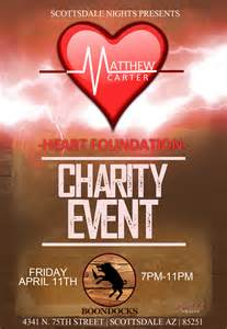heart foundation charity event boondocks patio amp grill