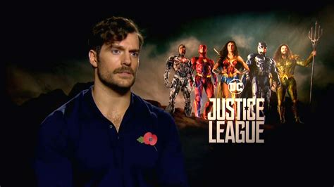 justice league film henry cavill henry cavill justice league interviews