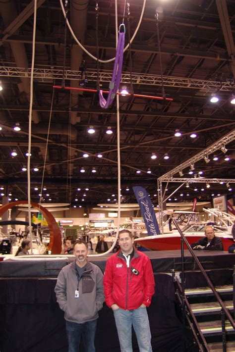 nmta seattle boat show bruce s boat show gallery northwest yachting