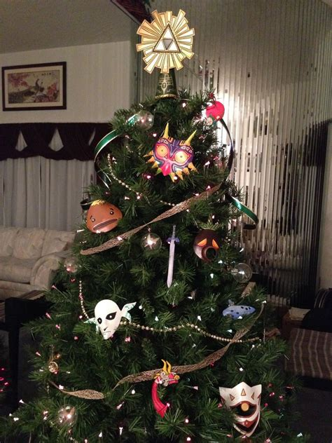 oh geeky christmas tree oh christmas tree nerdist