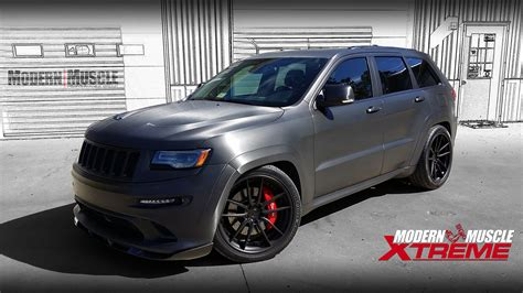 Jeep Hemi 2014 Built 392 Hemi Whipple Supercharged Jeep Srt8 Build