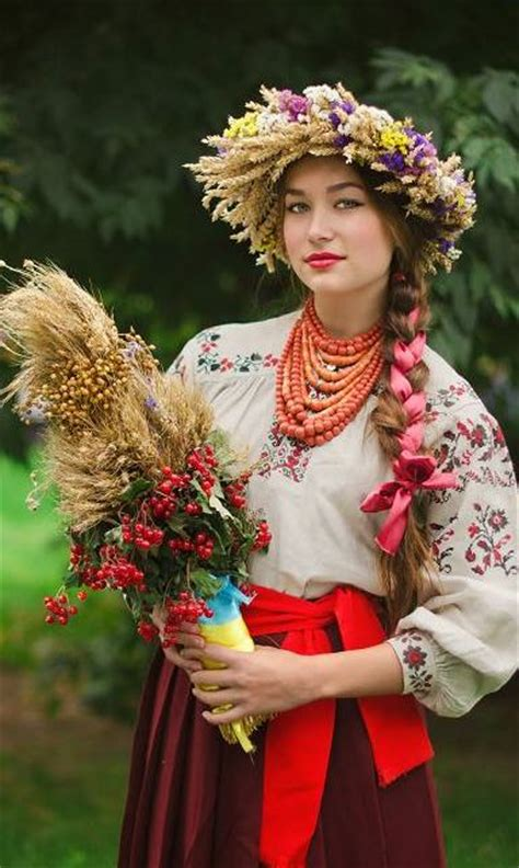 eastern european hairstyles eastern europe portrait of a woman wearing a traditional