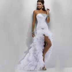 high low wedding dress wedding dress high low wedding gown dresses