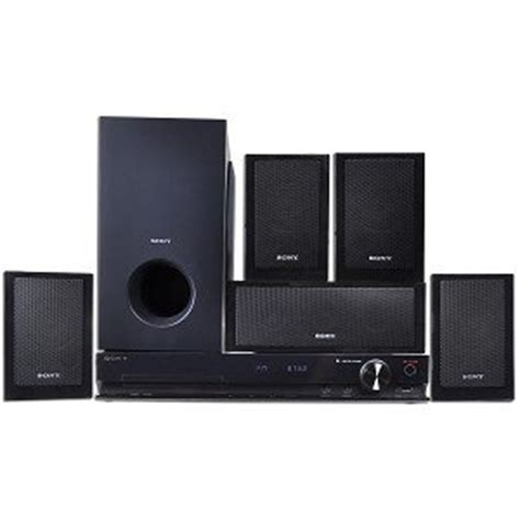 sony bravia 1000 watt home theater system dav
