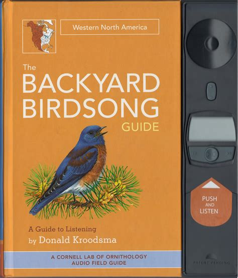 the backyard birdsong guide discovering backyard bird songs anythink libraries